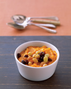 Easy Butternut Squash and Apple Puree