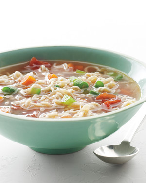 Ramen Soup with Vegetables