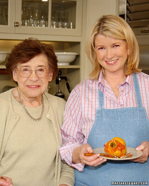 Stuffed Peppers with Mrs. Kostyra