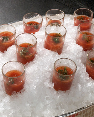 Seafood Shooters