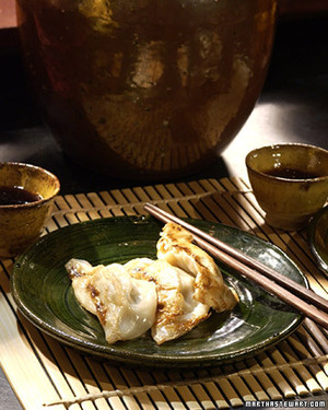 New Year's Dumplings