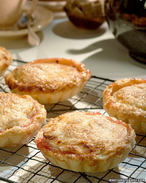 Individual Sour Cherry Pies