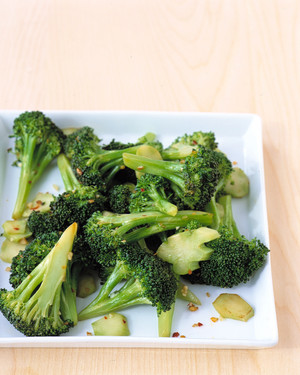Spicy Broccoli with Garlic