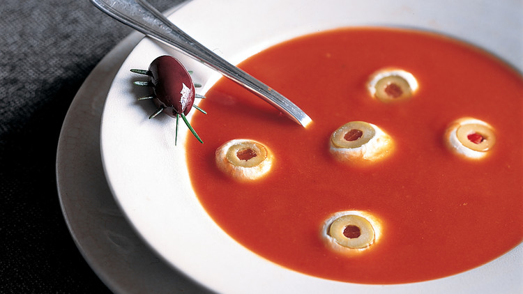 Eye-Popping Soup