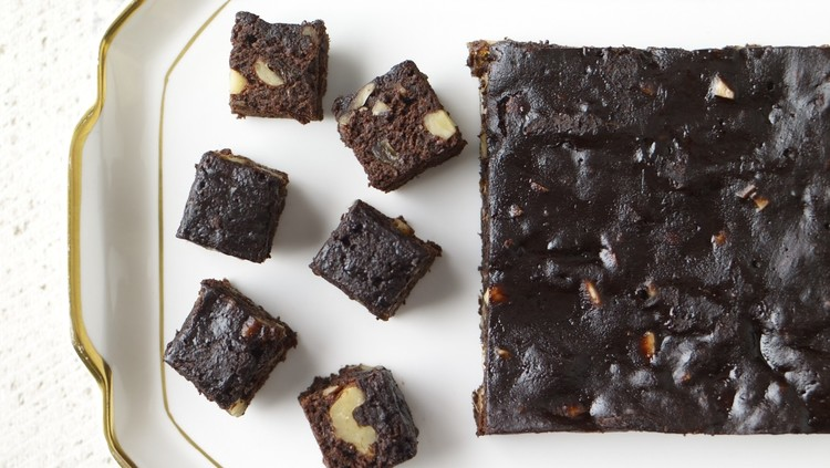 Tipsy Date Squares
