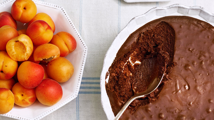 Thierry's Fluffy Chocolate Mousse