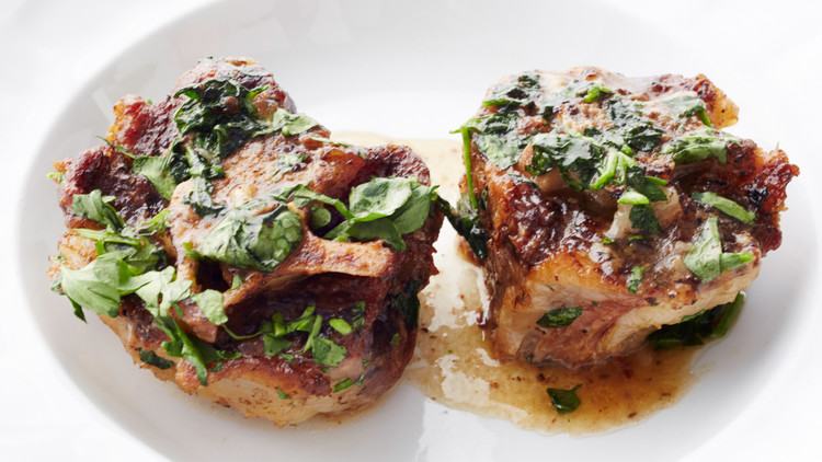Wine-Braised Oxtail