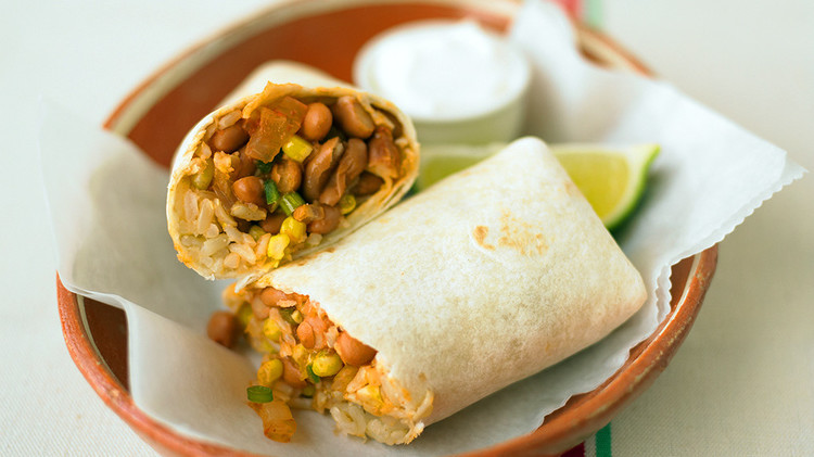 Bean Burritos Recipe Martha Stewart
