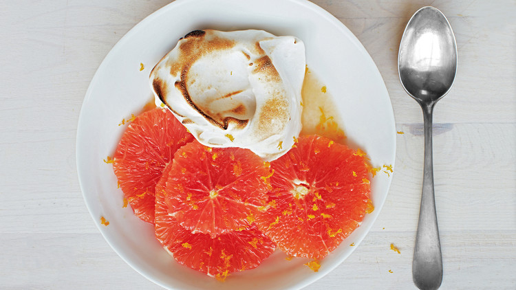 grapefruit dessert