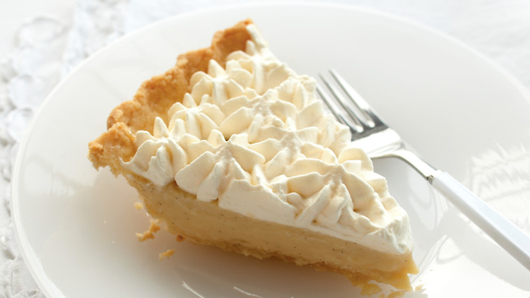 Perfect Rum-Vanilla Cream Pie