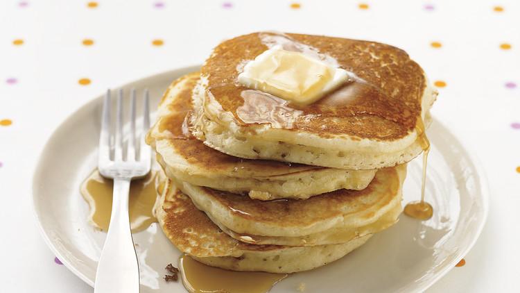 Easy Basic Pancakes Recipe Martha Stewart