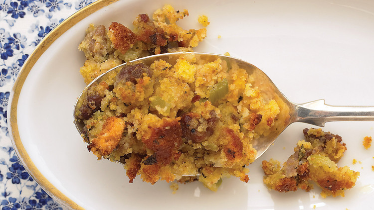 Cornbread and Sausage Stuffing image