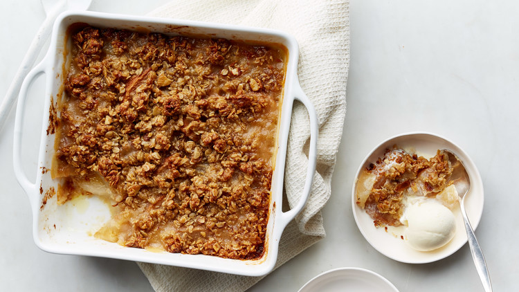 Pear Crisp Recipe Martha Stewart