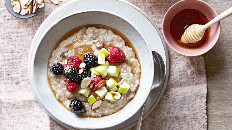 Sweet Rice Porridge Recipe Martha Stewart