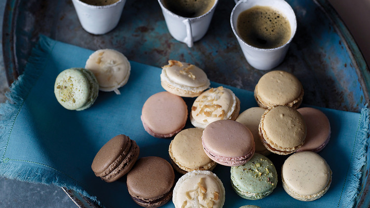 Mix And Match French Macarons Recipe Martha Stewart