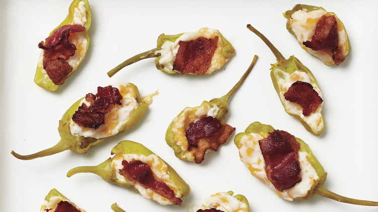 Pepperoncini Poppers