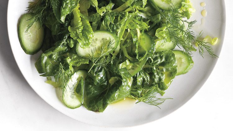 Crisp & Lemony Go-To Salad
