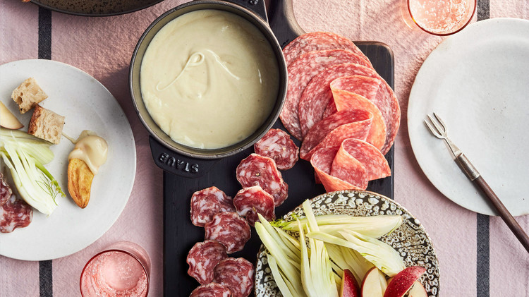Fondue for Two Station