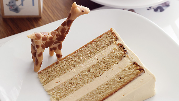 Caramel Buttercream Frosting for Brown-Sugar Layer Cake