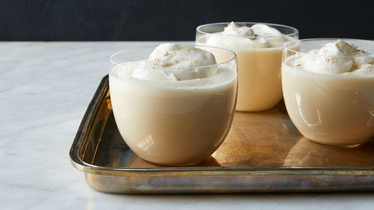 The Original Eggnog Recipe Martha Stewart