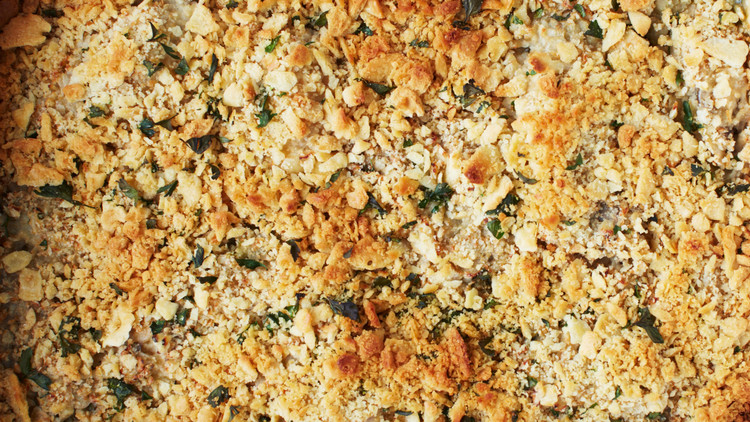 Oyster and Cracker Dressing