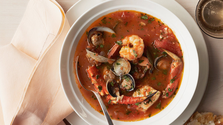 Cioppino Seafood Stew Recipe Martha Stewart