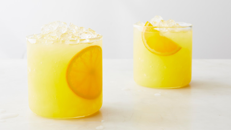 Spiced Orange Aperitif