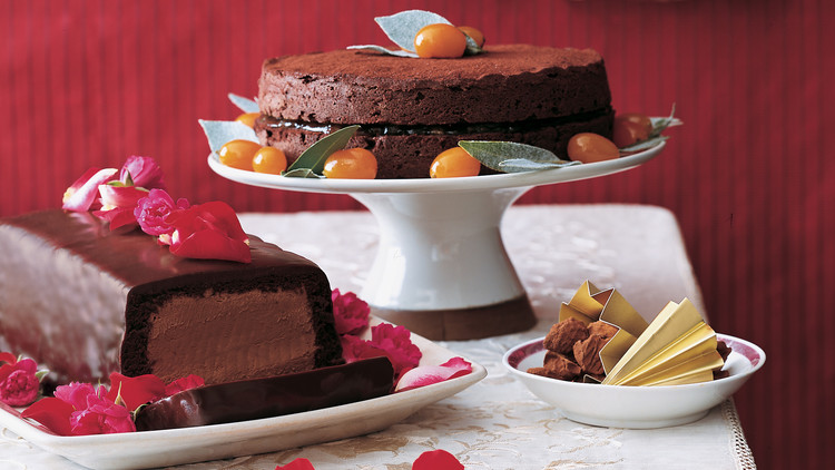 Seville Orange Chocolate Cake