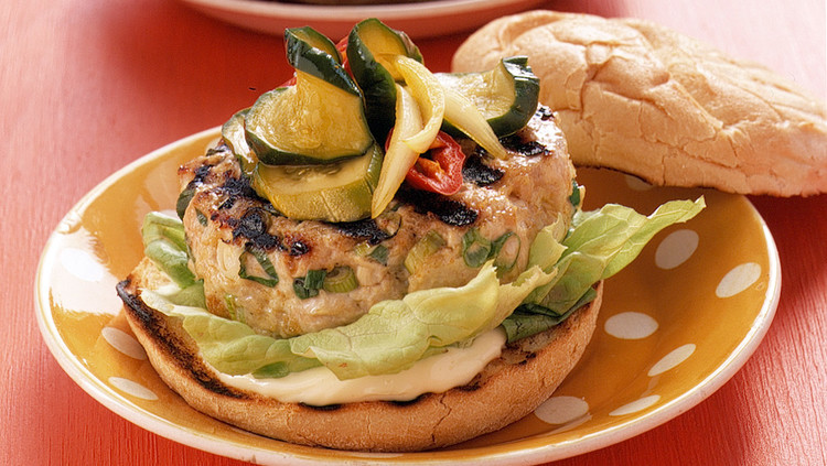 favorite turkey burger