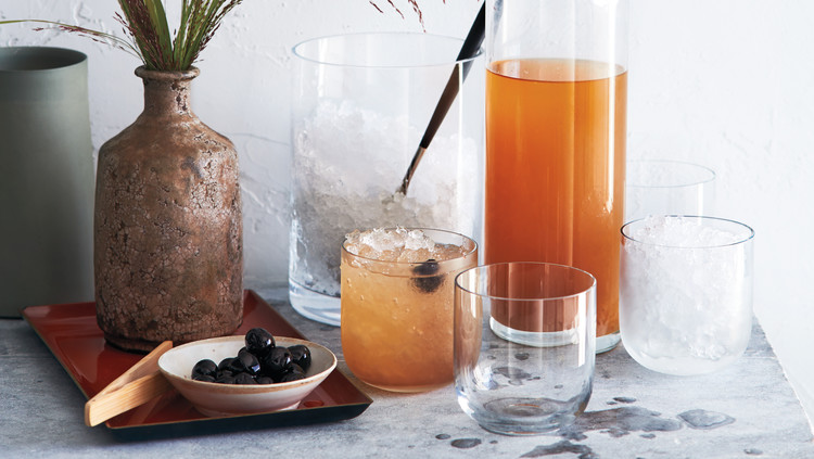Marmalade Whiskey Sours
