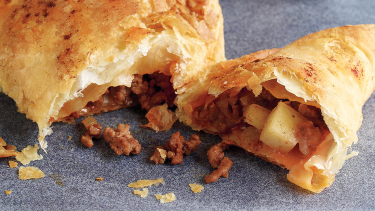 Beef and Potato Hand Pies image