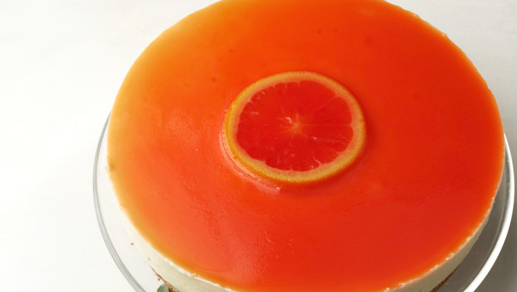 Blood Orange Glaze