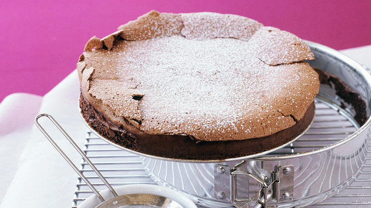 Flourless Chocolate Cake Recipe Martha Stewart