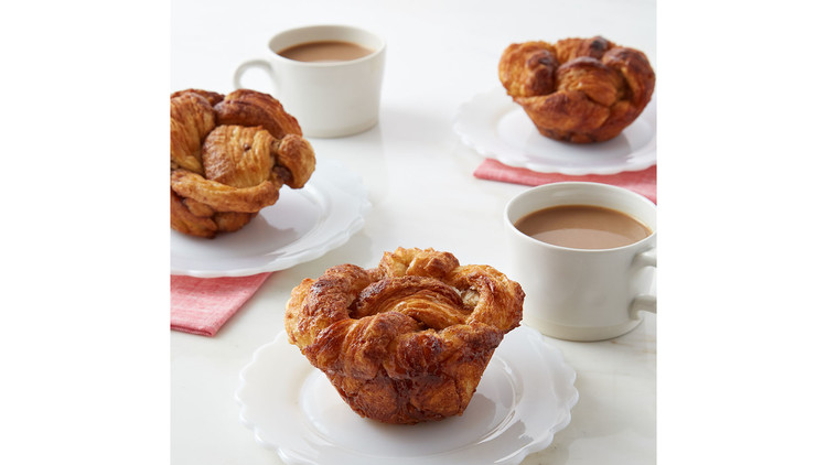 Cinnamon-Sugar Knots