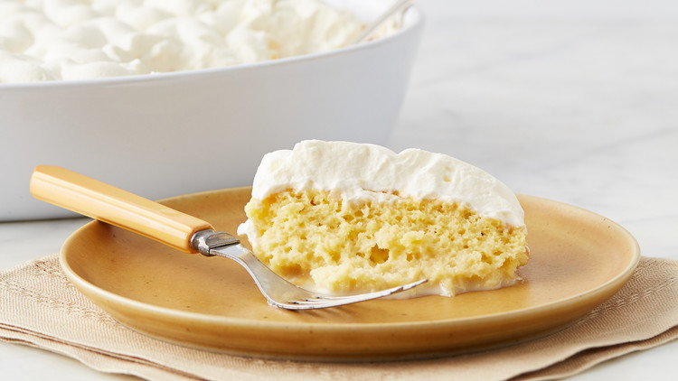 Traditional Tres Leches Cake