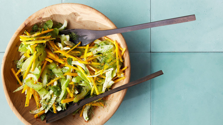 Hold-the-Cabbage Slaw