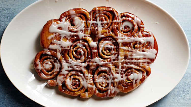 slow cooker cinnamon buns