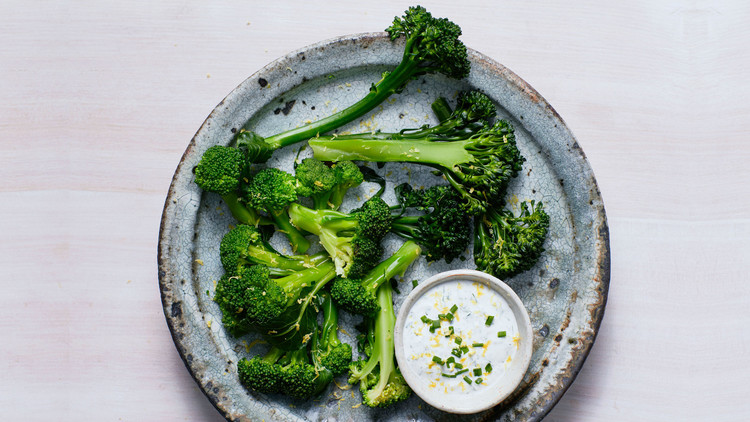 Broccoli and Ranch Dip recipe