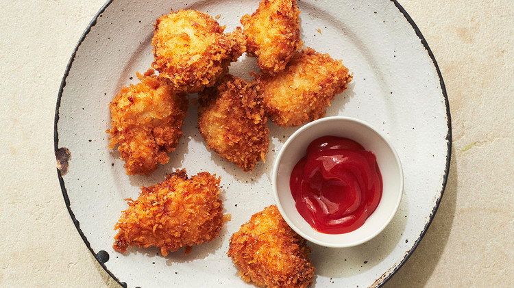 Crispy Chicken Nuggets Shira Bocar