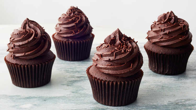 Easy Chocolate Cupcakes Recipe Martha Stewart