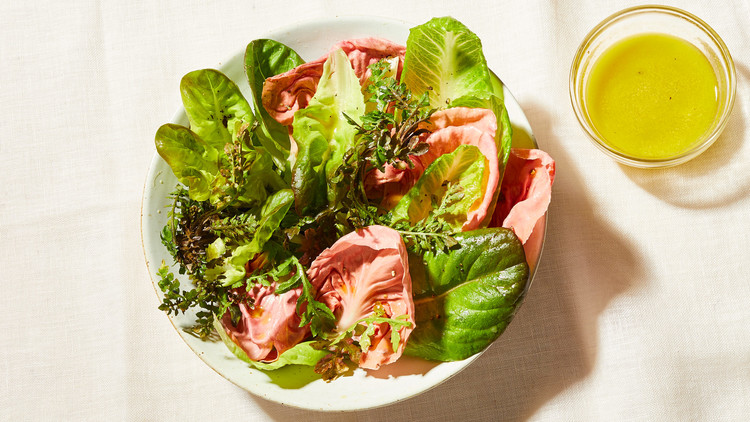 Martha's Favorite Vinaigrette recipe