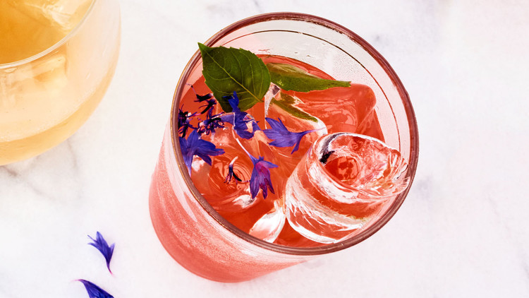 Aperol Gin Punch