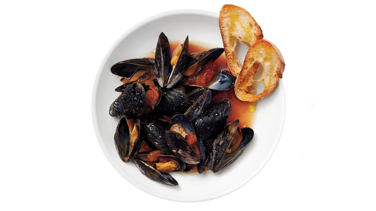 Mussels Picante