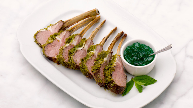 Roast Rack of Lamb