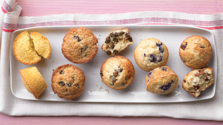 Better-Than-Basic Muffins