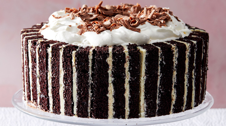 Triple Chocolate Ice Cream Cake Recipe Martha Stewart