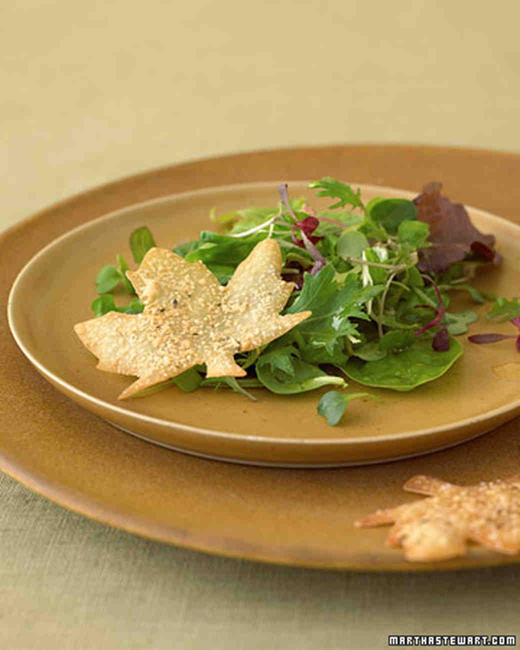 Leaf Crisps