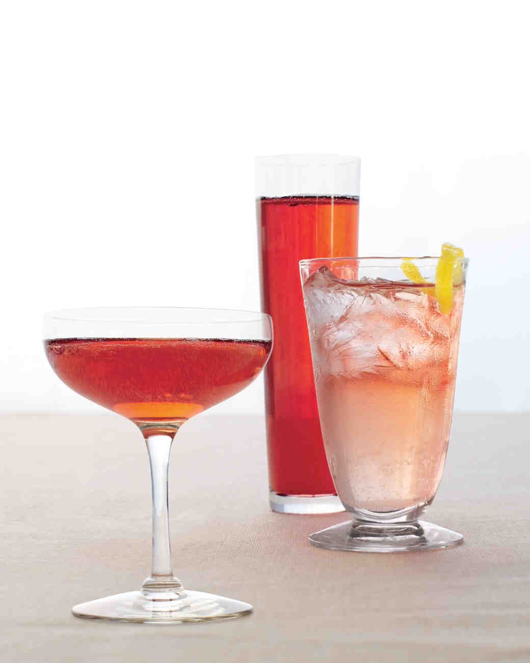 Rose French 75
