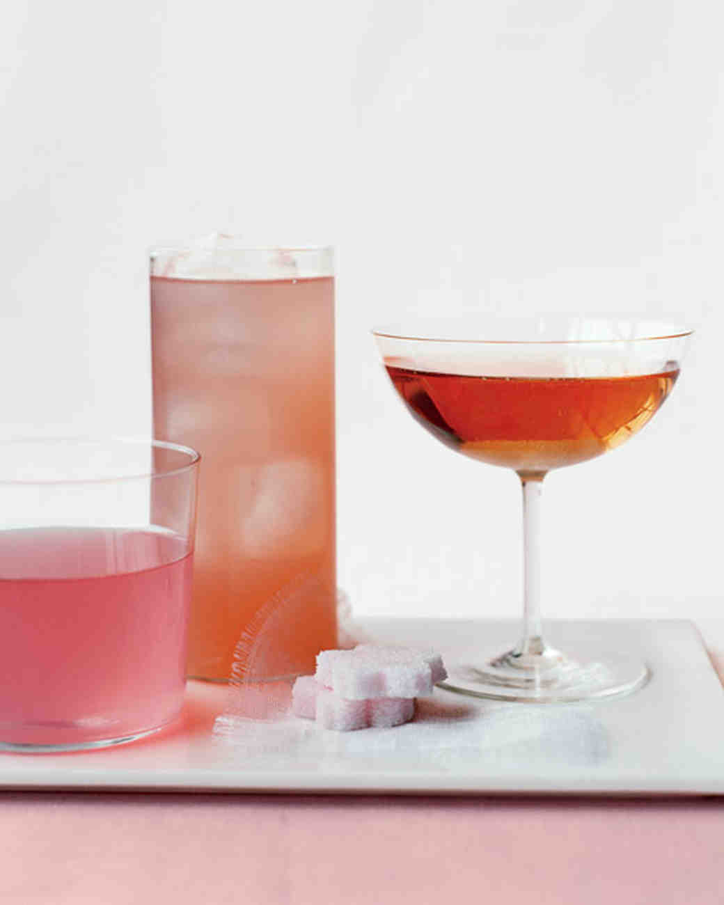 Rose Champagne Cocktail