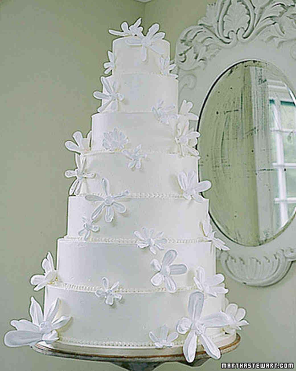 Meringue Cakes: Flower Power Cake
